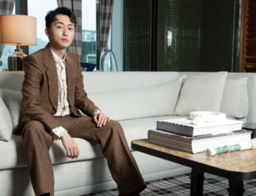 Creative Musings: Charles Lam on changing fashion trends and social media