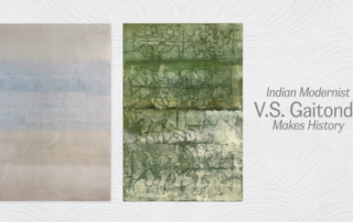 Indian Modernist V.S. Gaitonde Makes History gafencu magazine art feature (1)