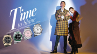time to shine rolex fashion feature gafencu magazine fashion feature 1 rolex