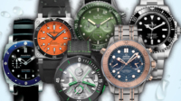 Dive In Dazzling timepieces that thrive underwater gafencu magazine watch feature