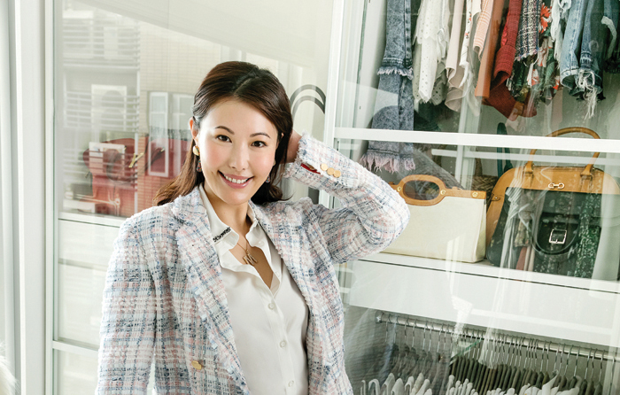 Rare Beauty Michelle Chen, founder of RARE SkinFuel gafencu magazine people feature 1