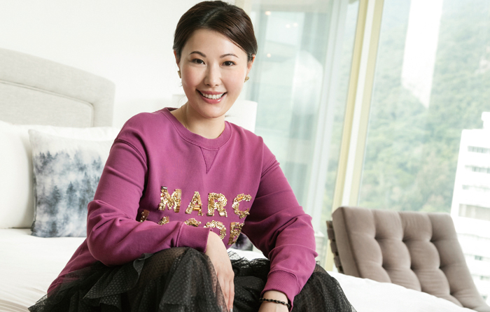 Rare Beauty Michelle Chen, founder of RARE SkinFuel gafencu magazine people feature 3