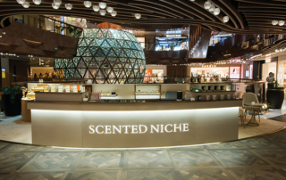 Scent Sational Delights Scented Niche launches K11 Musea pop-up and introduces exciting new scented candles gafencu magazine k11 pop up