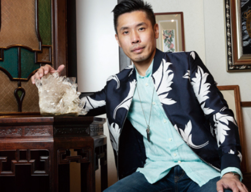 Renowned local artist Michael Lam on his HSBC Rainbow Lions statues and more…