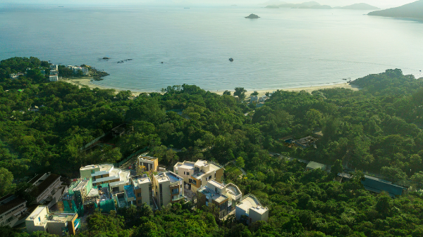 Tranquil haven Sino-Ocean Group's First low-density residential project in Hong Kong gafencu magazine (2)