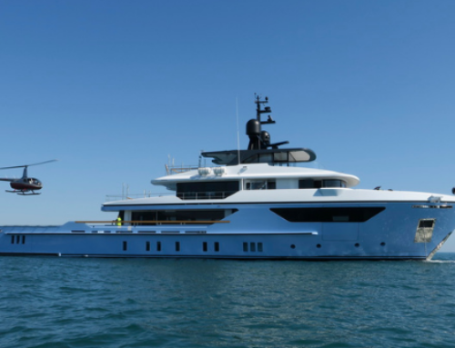 Simpson Marine successfully sells another Sanlorenzo 500 EXP to Asia