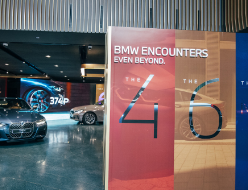 BMW Encounters Chapter 2: Ushering in a new era of luxury sports cars