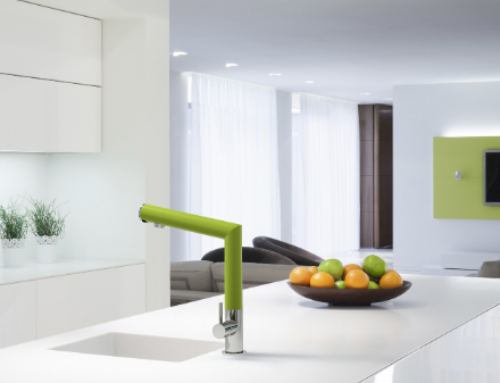 Personalise your kitchen with the Hello 100 electronic tap