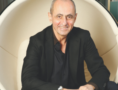 The many tales of Keith Griffiths, founder of Aedas architecture and design firm