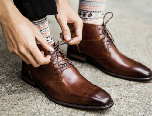 Right Foot Forward: Where to get bespoke men's shoes