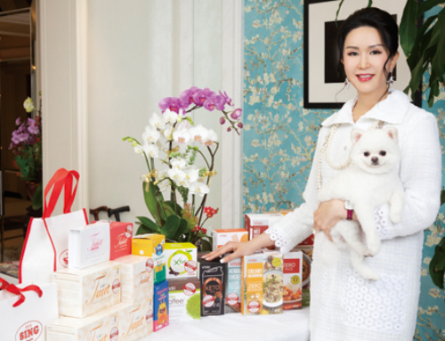 Law and Orders: Lawyer turned entrepreneur Lianne Lam heads Sing Health, the all-new health food