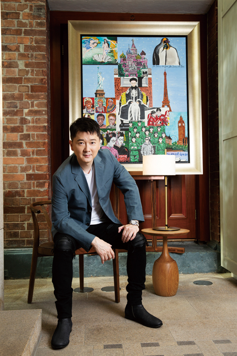 gafencu magazine people interview Far Sighted Jeffery Yau, visionary founder of Puyi Optical, celebrates the brand's 20th anniversary 3