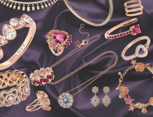 Rose Hip: The lasting allure of rose gold jewellery