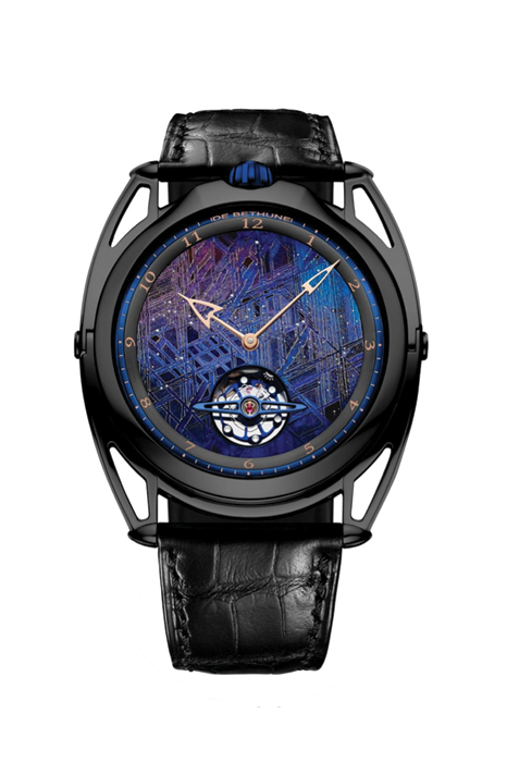 gafencu watches Turbulent Time A staggering array of stand-out precision timepieces (3)