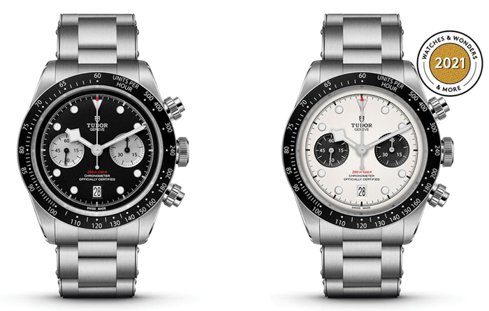 gafencu watches Turbulent Time A staggering array of stand-out precision timepieces tudor 2