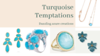 gafencu high jewellery luxury Turquoise Temptations cover