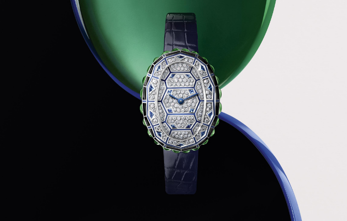 gafencu magazine luxury lifestyle Five show-stopping high jewellery watches to add to your collection cartier libre