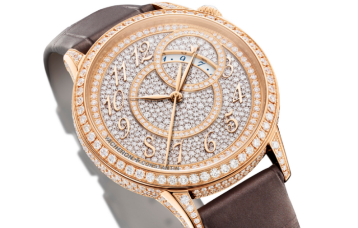 gafencu magazine luxury lifestyle Five show-stopping high jewellery watches to add to your collection vacheron constantin egerie