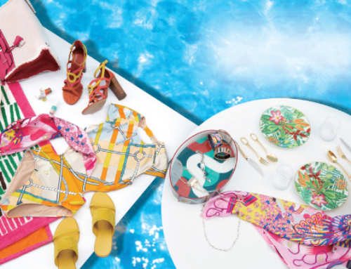 Poolside Appeal: Summer fashion accessories to make you look hot and stay cool