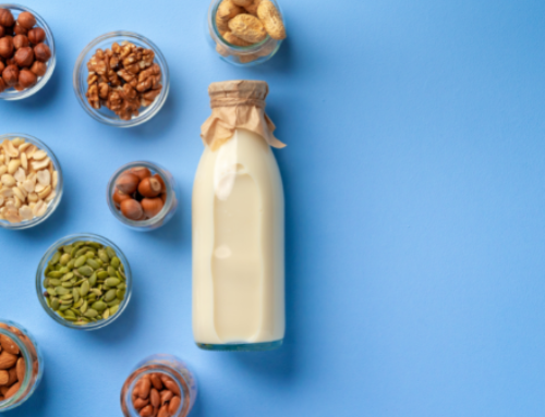 Top five healthiest plant-based milk options for your latte