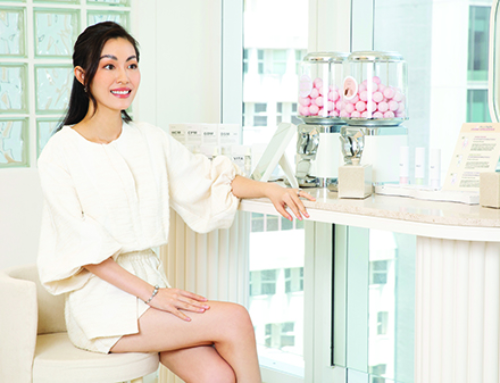 The Chemistry of Beauty: Founder and skincare formulator of Skin Need Christal Leung on the secret to less-is-more skincare
