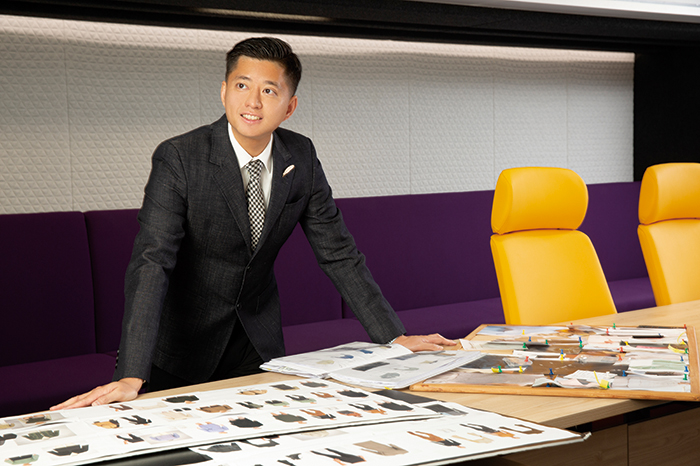 gafencu magazine people interview will lam high fashion centre WDistrict office