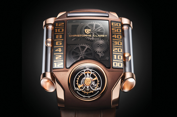 gafencu watches unusually shaped watches avant garde timepieces Christophe-Claret-X-trem-1-brown-3pp