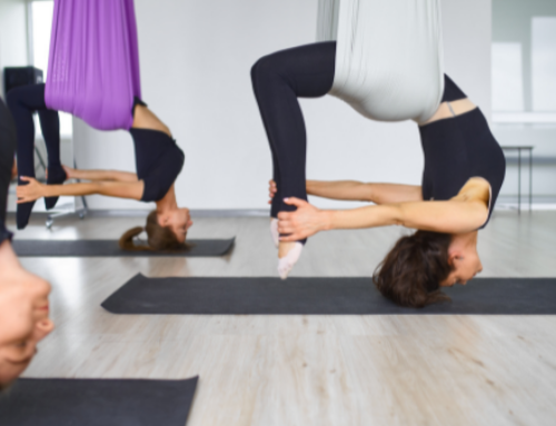 Haven't tried Aerial Yoga? Here's why you should…