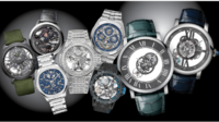 Bare Faced-Chic Statement watches with open-worked aesthetics and technical prowess gafencu time
