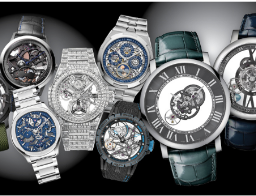 Timepiece collection: Luxury skeleton watches to make a powerful statement!