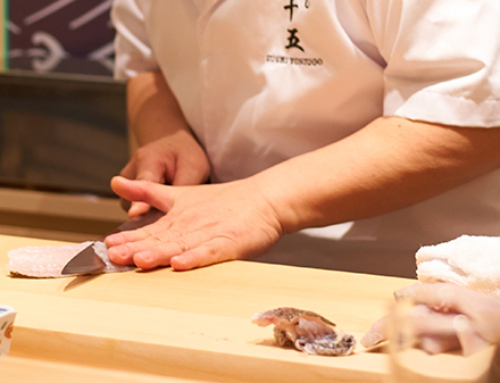 Piece Meal: A delicious multi-course omakase at Sushi Yonjugo