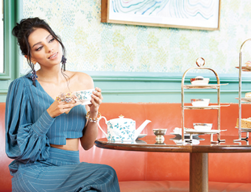 Multi-faceted jewellery designer and founder of L'Dezen Payal Shah adorns the brightest of stars
