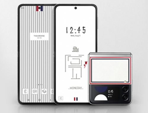 Unfolding the future of smartphones with Samsung's Galaxy Z Fold3 5G and Flip3 5G Thom Browne Edition