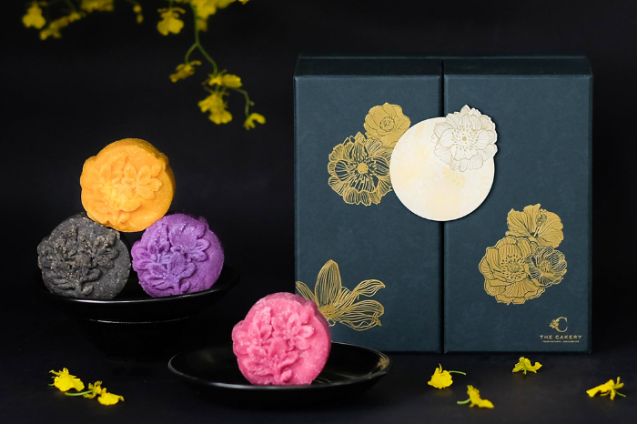 unique mooncake for mid autumn festival 2021 gafencu dining the cakery