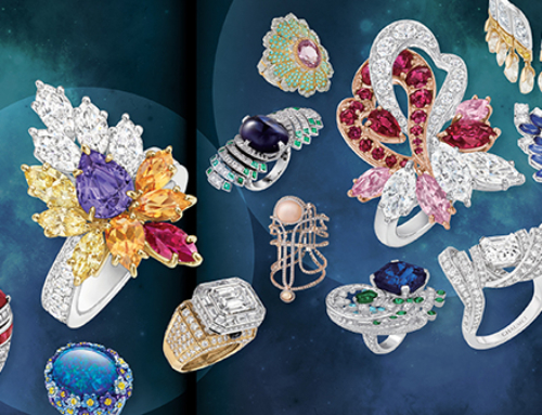 Ring It In: Attention-grabbing cocktail rings for that special occasion