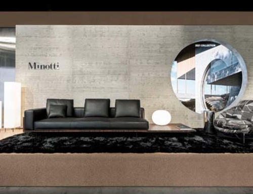 Minotti 2021 Collection: A brand new chapter in innovation and modular versatility