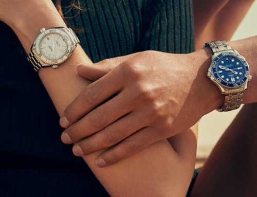 Engagement watches are the new engagement rings