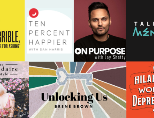 Top 7 mental health and well-being podcasts of 2021